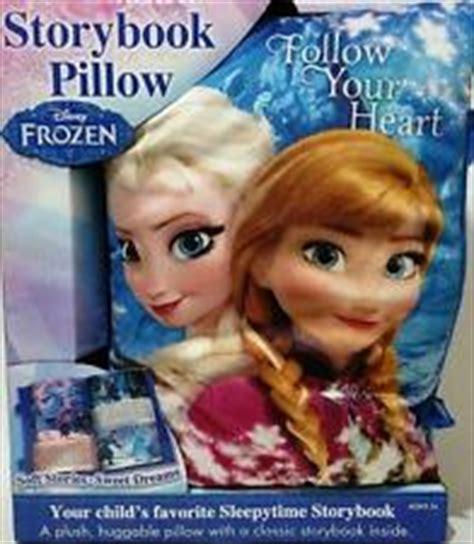 Disney Frozen Storybook Pillow disney frozen storybook pillow sleepytime storybook huggable pillow nib ebay