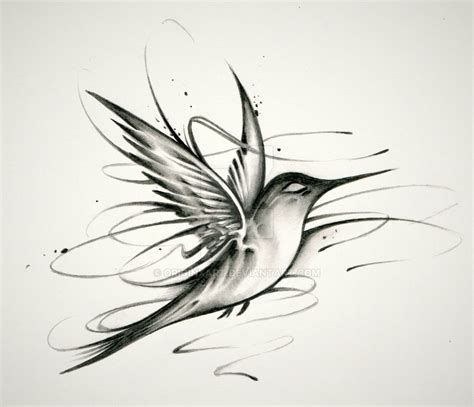 black and white hummingbird tattoo designs hummingbird glad search
