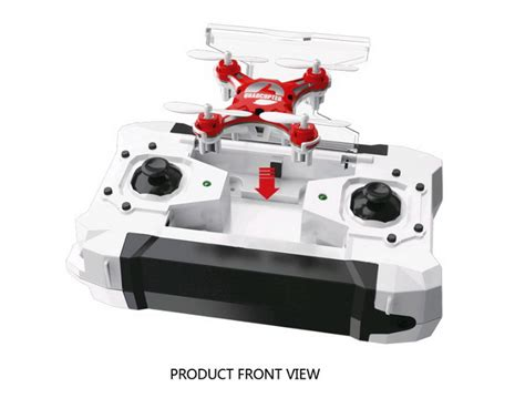 The Pocket Drone review of the pocket drone fq777 124