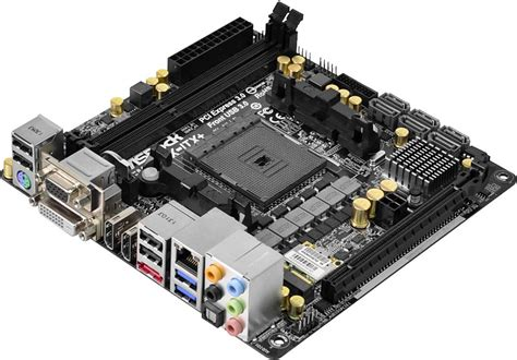 Sale Motherboard Amd Asrock Fm2a88x Killer Fm2 Amd A88x Ddr3 asrock a88x chipset based fm2a88x itx mini itx motherboard detailed