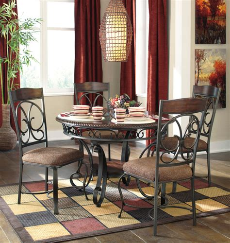 ashley dining room set ashley furniture glambrey dining room collection