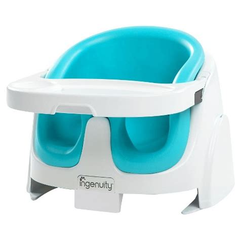 baby food booster seat ingenuity baby base 2 in 1 booster seat aqua target