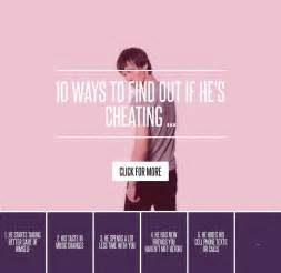 Ways To Find Out With Whom Hes On You by 10 Ways To Find Out If He S