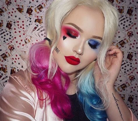 harley quinn hairstyle caption for hairstyle hairstylegalleries