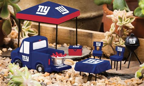 tailgate fan shop coupon nfl mini tailgate set groupon goods