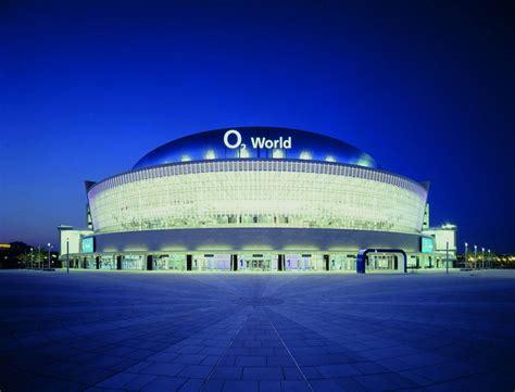 o2 world premium eingang o2 arena kardorff ingenieure lichtplanung