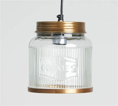 Jar Pendant Light by Glass Cookie Jar Pendant Light By Horsfall Wright