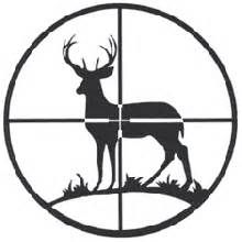buck in scope wall decal 3 custom wall graphics