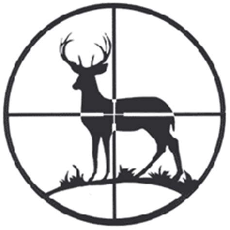 Target Wall Art Stickers buck in scope wall decal 3 custom wall graphics