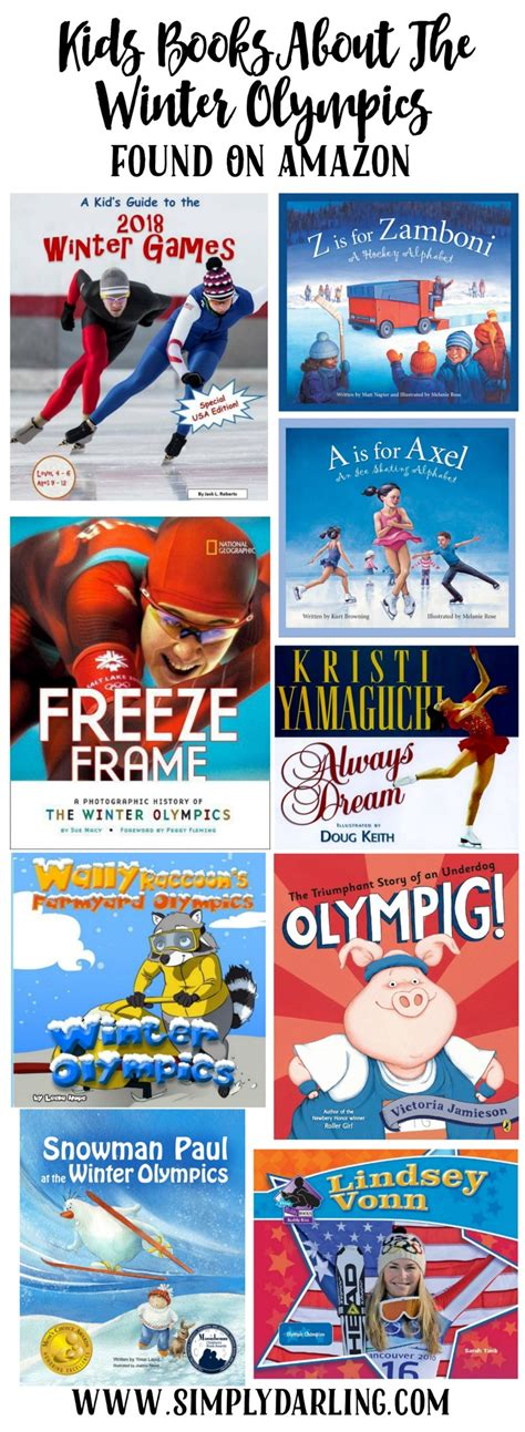snowman paul returns to the winter olympics books books about the winter olympics simply darr