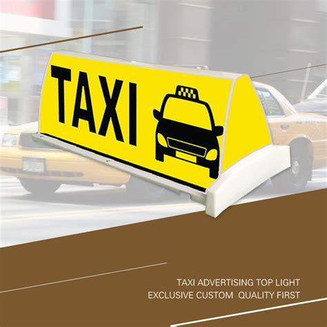 Car Roof Advertising Box - car roof signs images