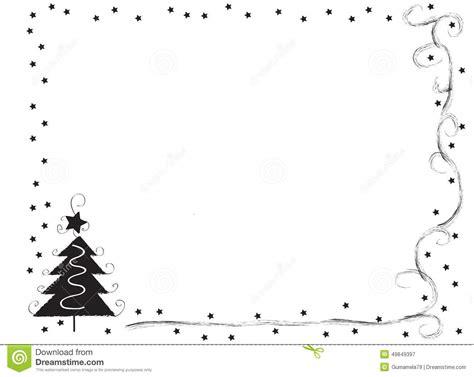cornice da stare decorative frame border with tree and