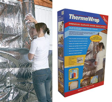 Thermawrap Garage Door Insulation Diy Products Thermawrap Foil Ybs Insulation