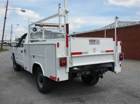 utility bed for sale find used good 5 7 v8 gas utility bed truck lots of value
