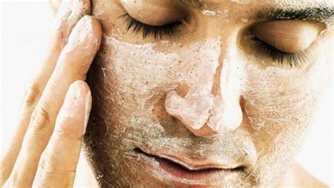 Scrub Untuk Wajah cara merawat wajah pria agar putih dan bersih secara alami