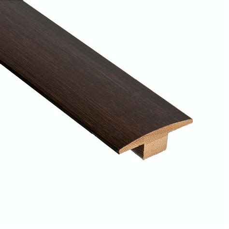 Home Legend Horizontal Black 3/8 in. Thick x 2 in. Wide x