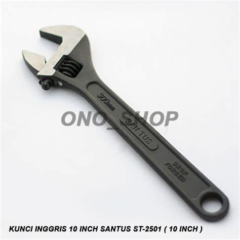 Kunci Inggris 12 Inch jual kunci inggris santus 12 inch st 2501 ono shop
