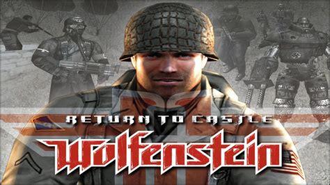 Wolfenstein Full Version Game Free Download   how to download return to castle wolfenstein full version