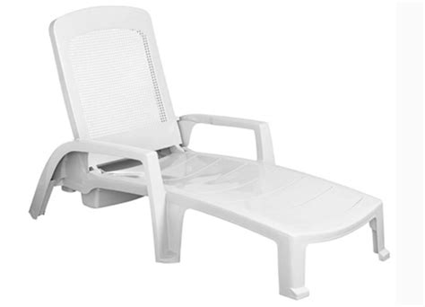 white pool lounge chairs pool furniture grosfillex