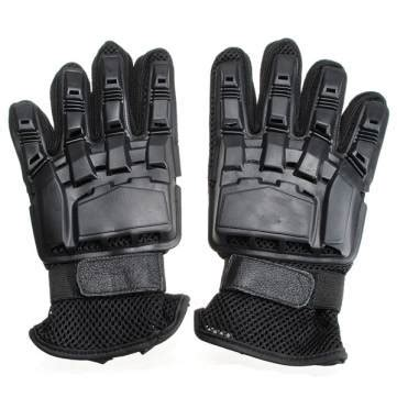 Airsoft Outdoor Glove Robotic Finger tactical finger airsoft paintball gear gloves 1 pair