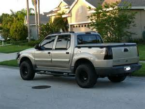 Ford Explorer Sport Trac Lifted Black Ford Explorer Sport Trac Lifted Image 85