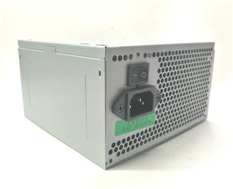 alimentatore silenzioso alimentatore atx pc ide sata 500 watt silenzioso bulk myka