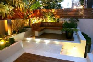 How To Decorate A Small Backyard Dise 241 O De Jardines Peque 241 Os Y Modernos 50 Ideas