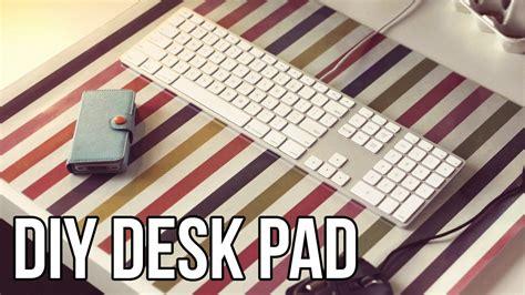 Diy Desk Pad Diy Desk Pad Easy Cathydiep