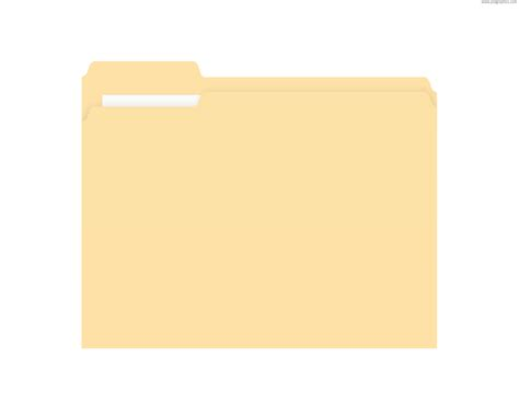 file template manila folder psd psdgraphics