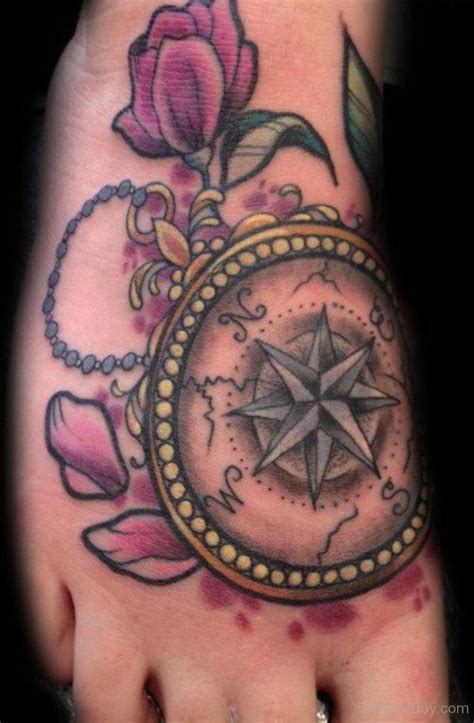 compass tattoo beautiful compass tattoos tattoo designs tattoo pictures page 2