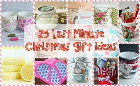 25 last minute christmas gift ideas easyday