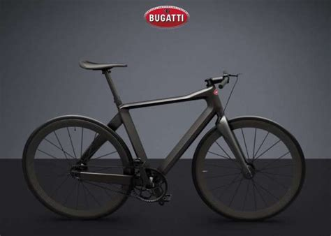 bugatti bicycle 39 000 pg x bugatti bicycle unveiled geeky gadgets