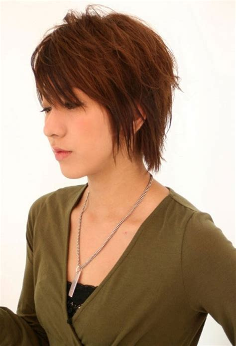 easy to care for short shaggy hairstyles short shaggy hairstyles for women