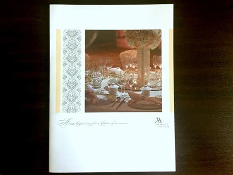Marriott Wedding Brochure by 8 Best Wedding Ballrooms In Singapore