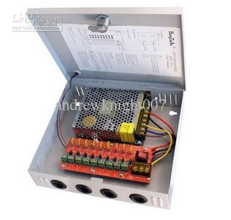 Power Supply Box 12v10a 9ch 9ch 12v 10a cctv power supply box 12v 10a 120w monitor power supply switch power supply from d k