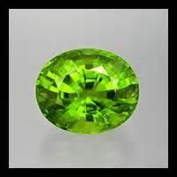 peridot gemstone information