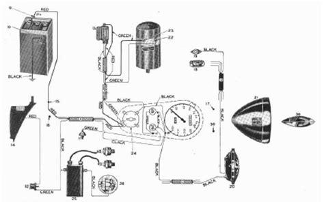 wiring diagram for 1947 harley davidson