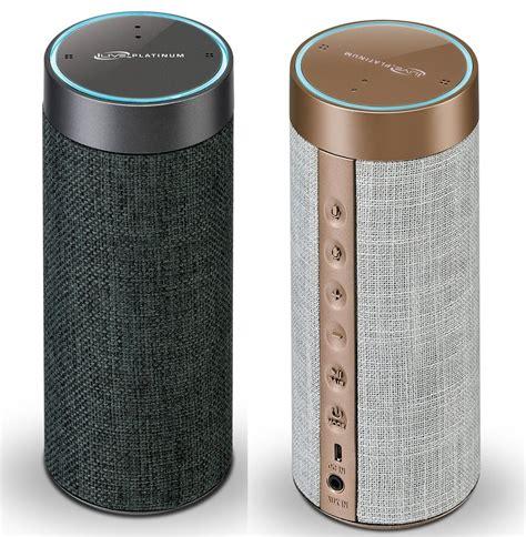 ilive amazon alexa portable speaker  blow  mind