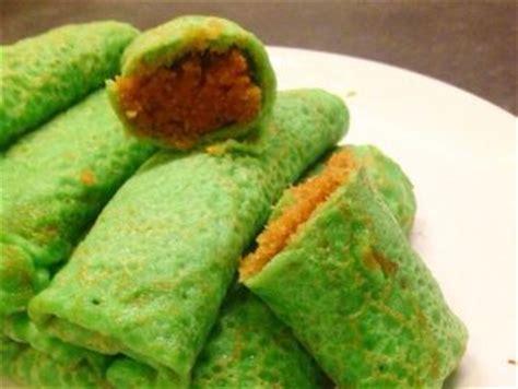 cara membuat jajanan pasar dadar gulung resep dadar gulung praktis sederhana bahan bahan cara