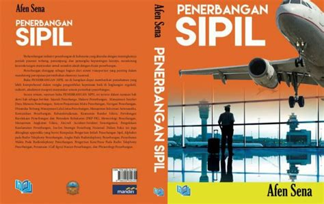 Sistim Pengawasan Lalu Lintas Penerbangan Sipil buku penerbangan sipil karya afen
