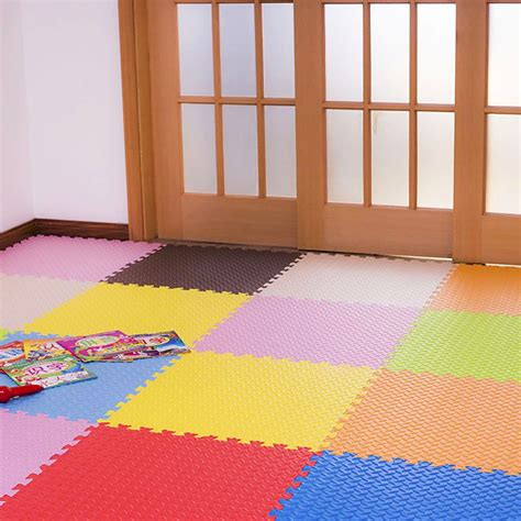 Large Foam Floor Mats by Environmental Tasteless Large Thick Foam Puzzle Mat To The