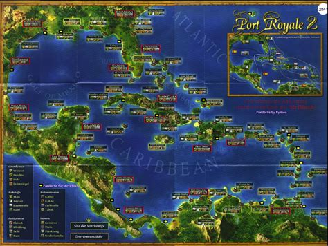 port royal port royal ce american cities of port royale 2