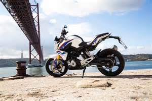 bmw introduces g310r in cooperation with tvs motor company