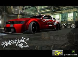 gameplay features nfs most wanted