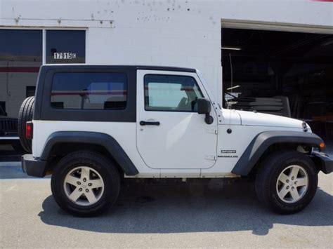 jeep wrangler 2 door hardtop white rally tops quality hardtop for jeep wrangler jk 2 door
