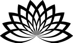 Line Lotus Clipart Lotus Line