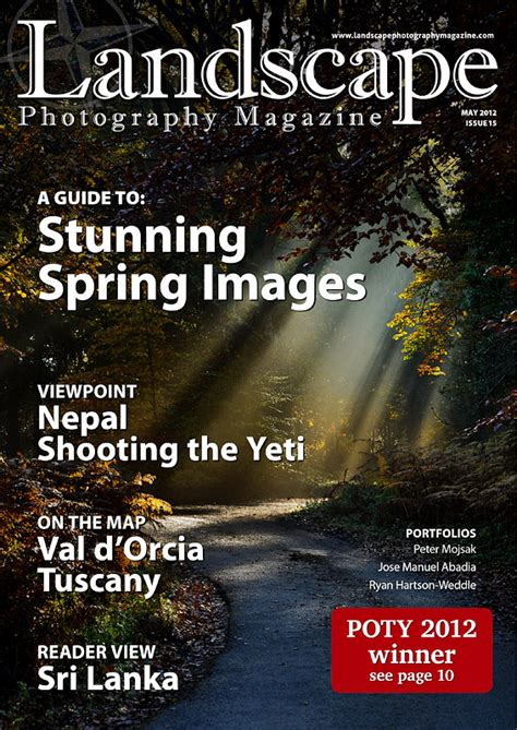 Re Designed Landscape Photography Magazine Issue 15 Landscape Photography Magazine