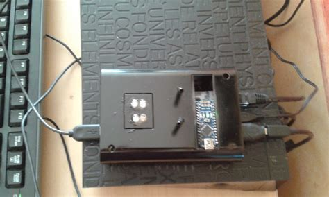 my diy home automation box with pcduino arduino