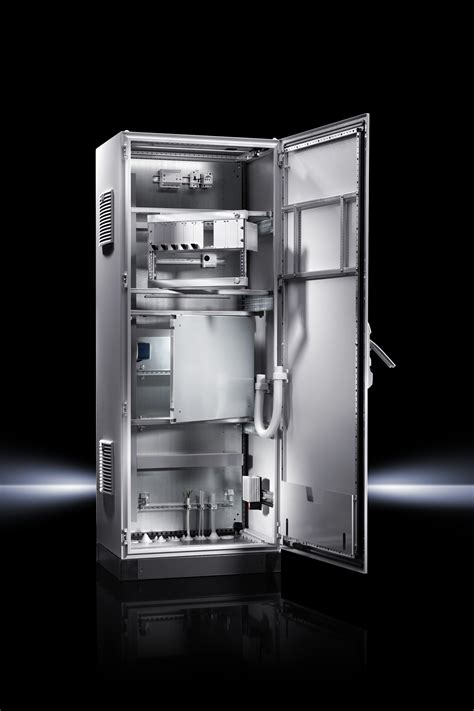 Panel Rittal new free standing enclosure from rittal expo21xx news