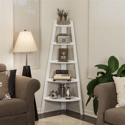 black corner ladder bookcase top 25 corner bookshelf and corner bookcase review